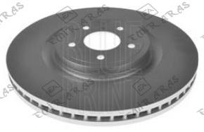 Fren Diski Ön İnfiniti 2009- Fx37 370Z 354mm (5)