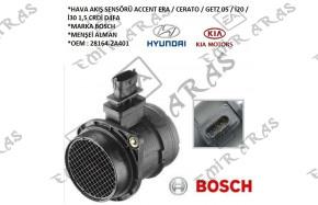 Hava Akış Sensörü Accent Era / Cerato / Getz 2005 / i20 / i30 1,5 Crdi