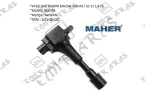 Ateşleme Bobini Mazda 3 03-09 1,6