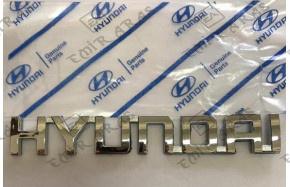 Yazı Bagaj Accent Era 06-11 (Hyundai)