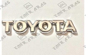Bagaj Yazı Corolla 92-97 Ae101 (Toyota)