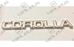 Bagaj Yazı Corolla 92-97 Ae101 (Corolla)