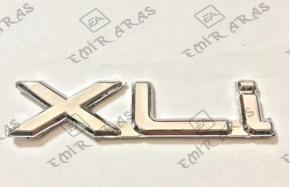 Bagaj Yazısı Corolla 92-97 (Xli)