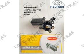 SİLECEK MOTORU ACCENT 95-99 / 00-06 / ELANTRA 96-01 (İTHAL)